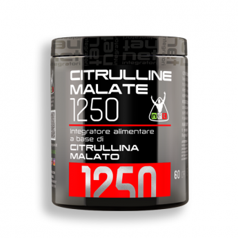 Citrulline Malate 1250 60 cpr