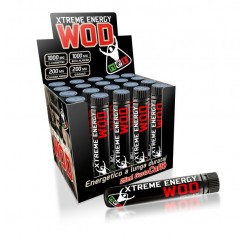 Extreme Energy Wod (box da 20 fialoidi da 25ml)