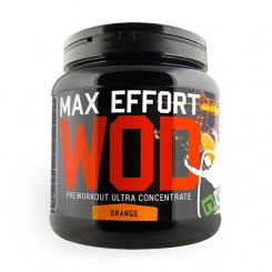 Max Effort Wod 300gr