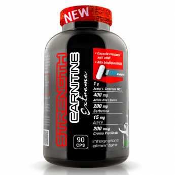 Strength Carnitine Extreme 90 cpr