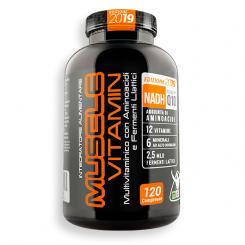 Muscle Vitamin (nuova formula) 120 cpr.